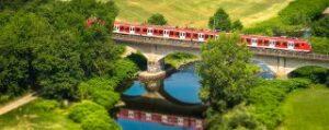 Бесплатный проезд в поездах Словакии