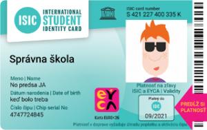 ISIC — международный студенческий билет