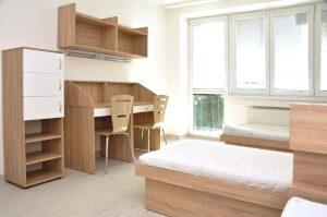 Студенческие общежития в Словакии